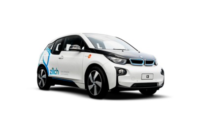 BMW i3 Quick Start Guide