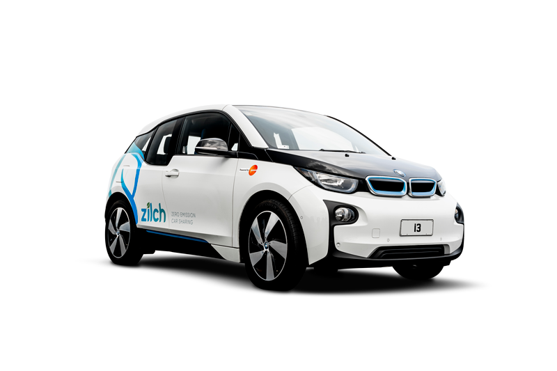 Car sharing BMW i3