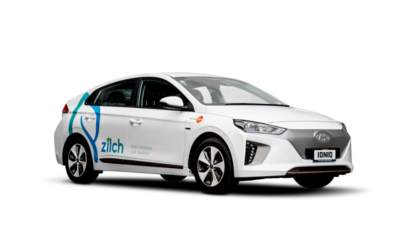 Hyundai IONIQ Quick Start Guide